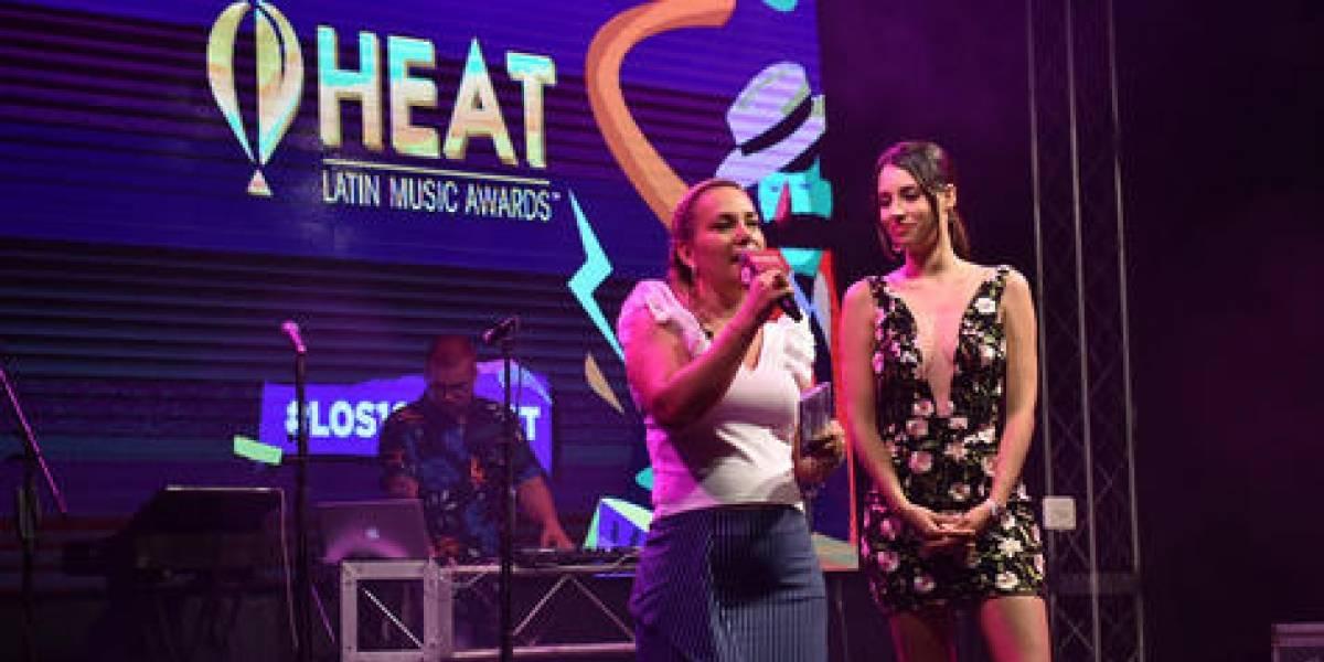 """""""Premios Heat"""" reconocerá la música urbana hecha en casa"""