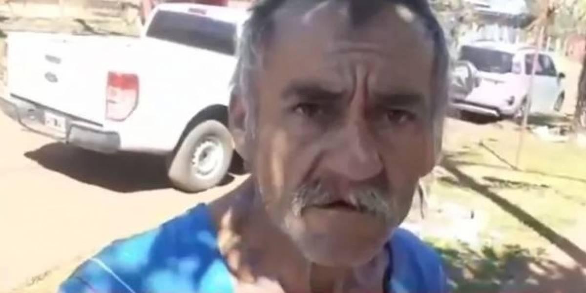 Hombre murió de un infarto tras el sepelio por su hijo adolescente asesinado