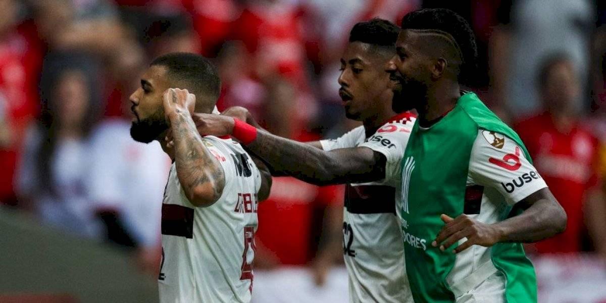 Flamengo solo necesitó de un empate ante Inter para volver a semifinales de Copa Libertadores después de 35 años