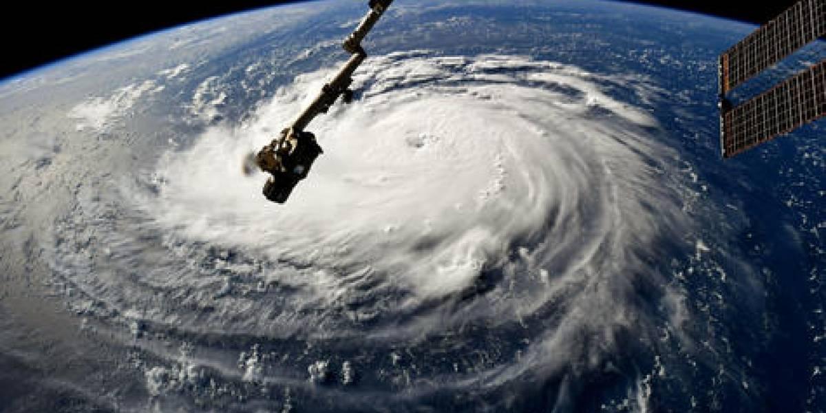 ¿Se pueden bombardear los huracanes?