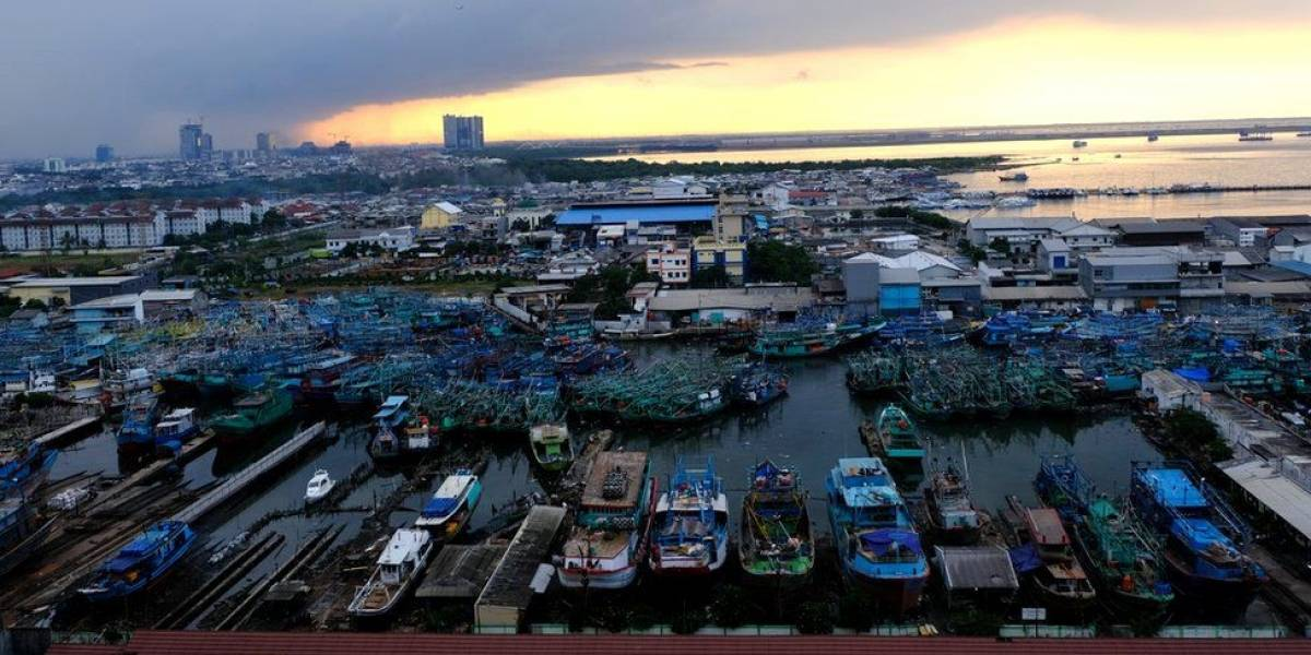 Indonesia cambió su capital porque se está hundiendo