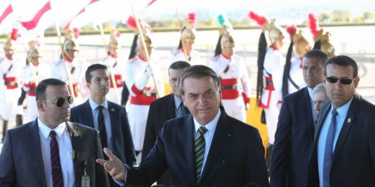 Jair Bolsonaro exige que Macron se retracte