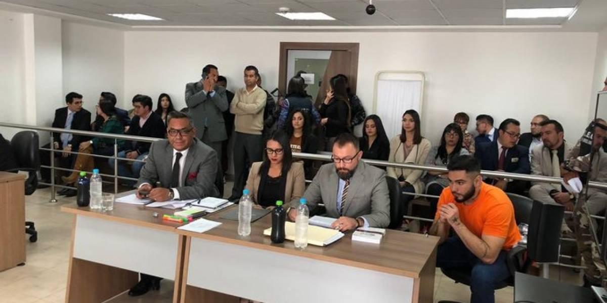 David Piña fue trasladado a la Cárcel 4 de Quito