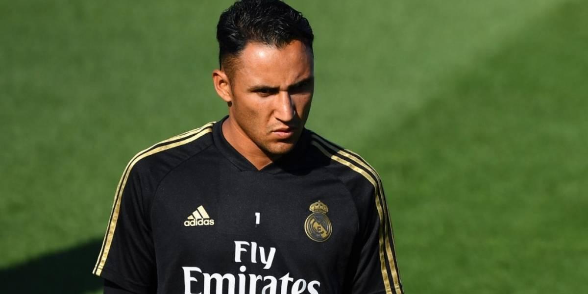 Medio de Costa Rica confirma la salida de Keylor del Madrid