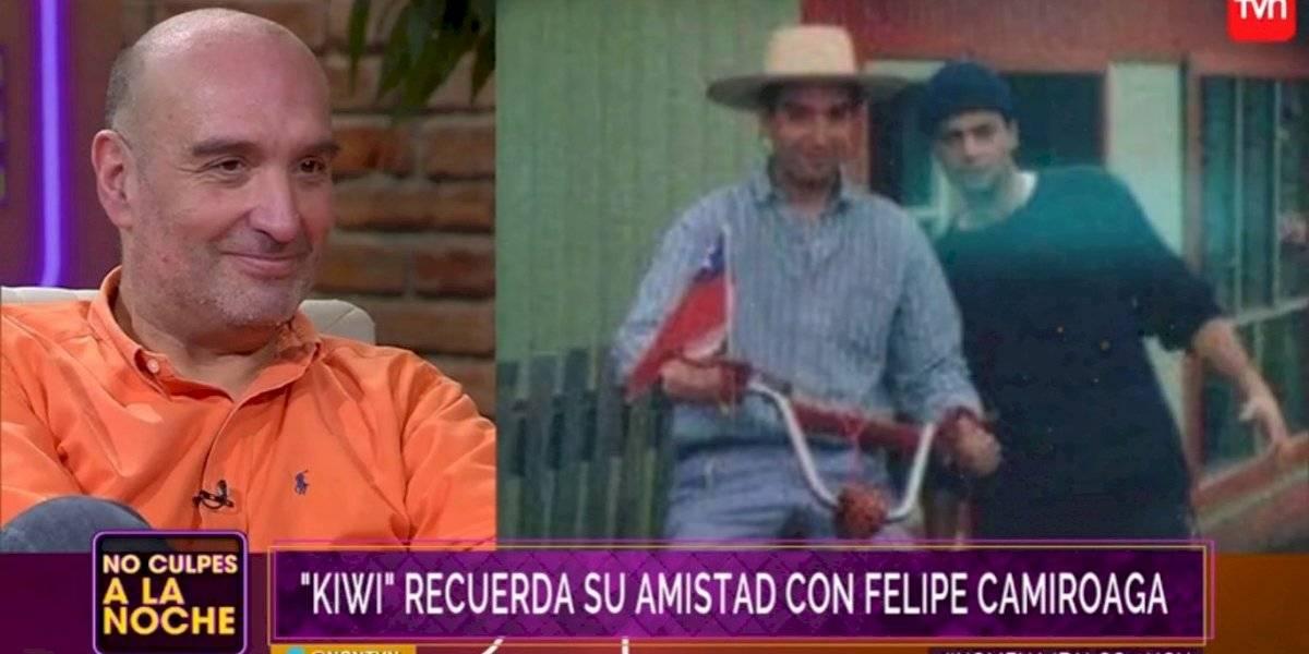 """""""El Kiwi"""" recordó a Felipe Camiroaga a casi ocho años de su muerte: """"Vamos a estar juntos de nuevo"""""""