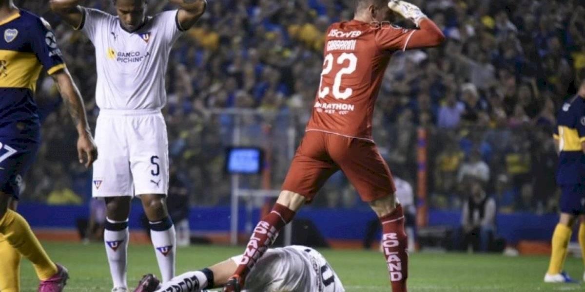 'Chavo' Cruz confesó lo que le dijo Antonio Valencia en la Bombonera cuando se lesionó
