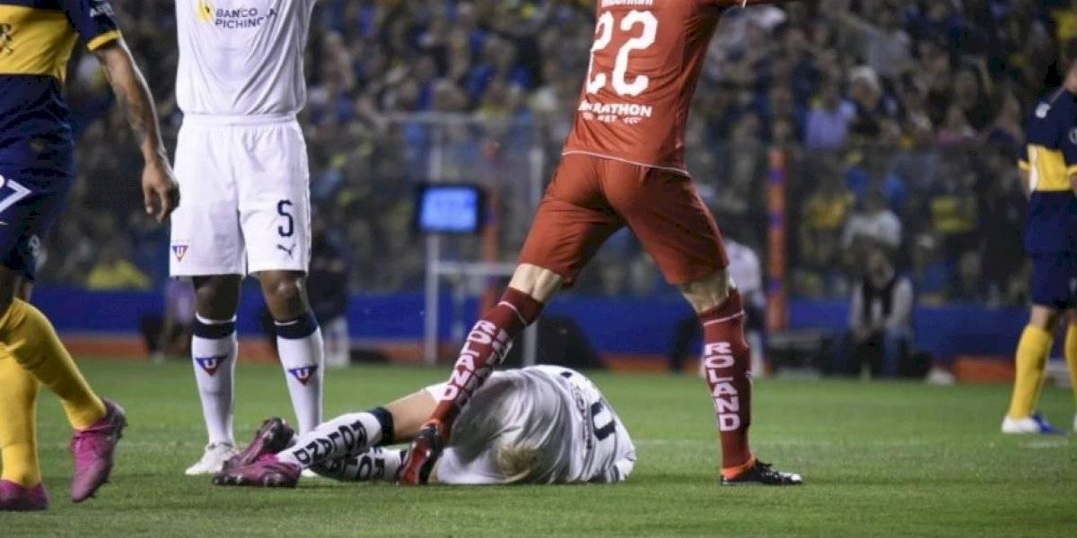 """Boca Juniors vs Liga de Quito ¿Qué pasará con Christian """"El Chavo"""" Cruz?"""