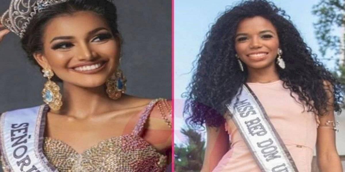 Miss Panamá se disculpa con Miss RD Universo tras publicar un montaje por error
