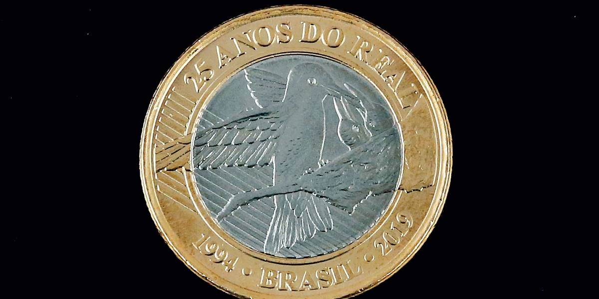 Beija-flor de cédula extinta volta em moeda comemorativa