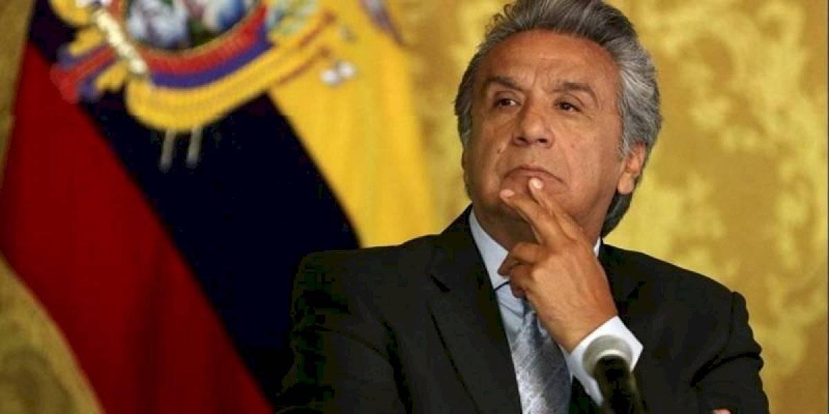 Moreno restringió la movilidad entre las 20:00 y 5:00 en zonas aledañas a instituciones estratégicas