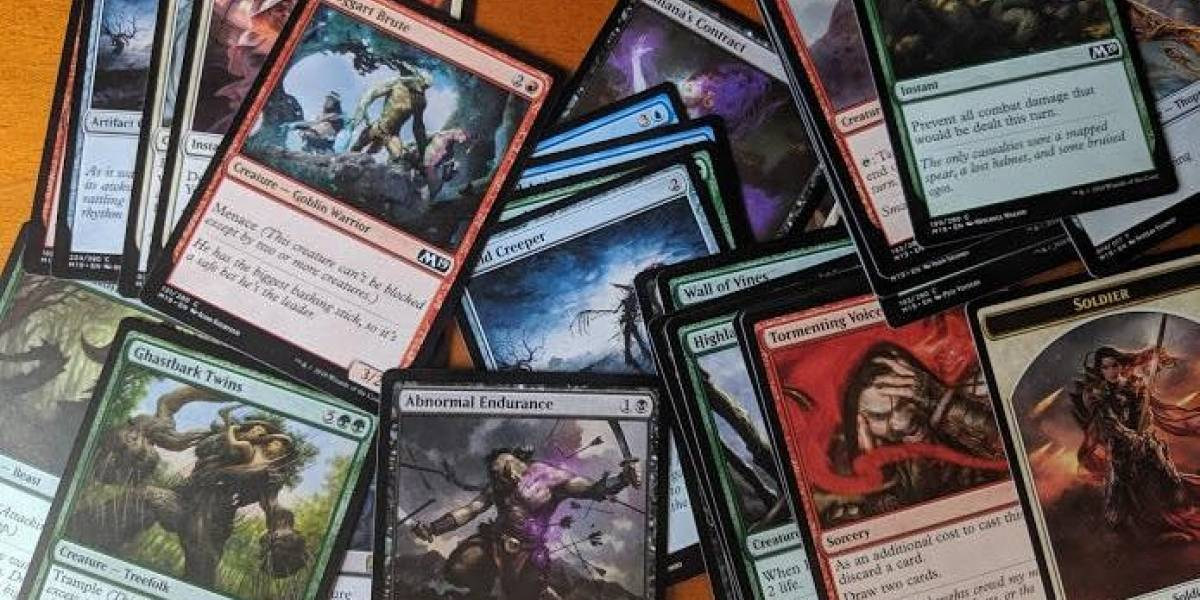 Magic The Gathering: El diseño de unas cartas que estuvo inspirado en Dungeons & Dragons
