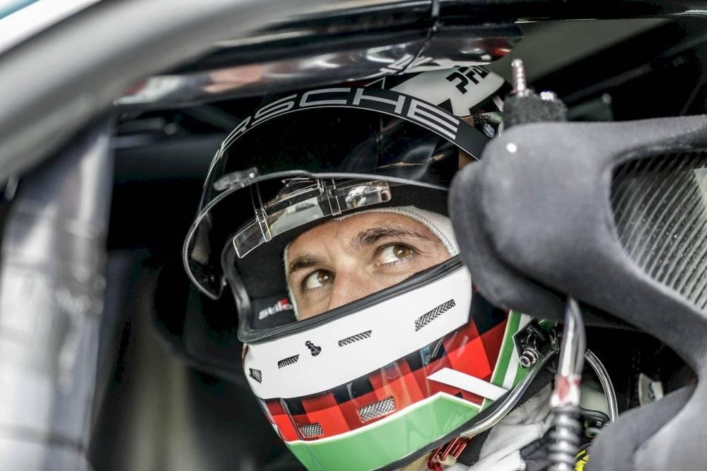 Porsche Taycan 2019 Nurburgring Record piloto