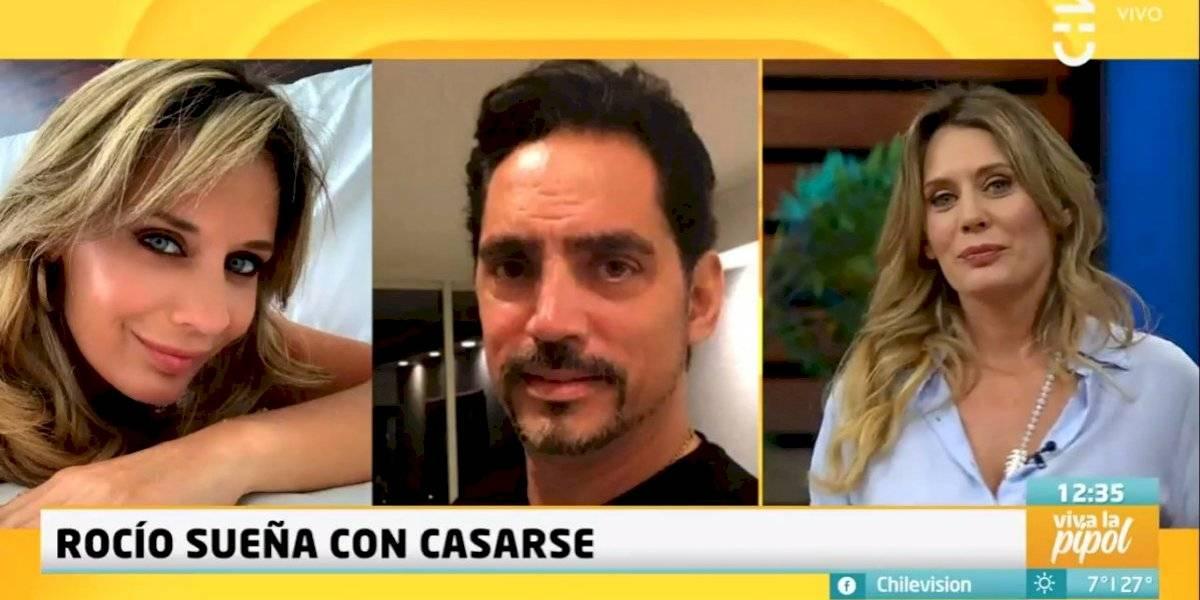 """Rocío Marengo y su relación con empresario argentino: """"Le pedí matrimonio y me dijo que no"""""""