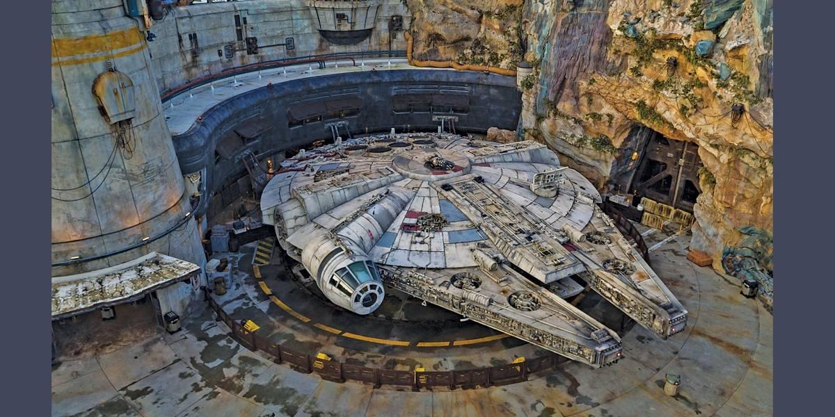 Metro Jornal visitou a Star Wars: Galaxy's Edge, nova atração da Disney; confira