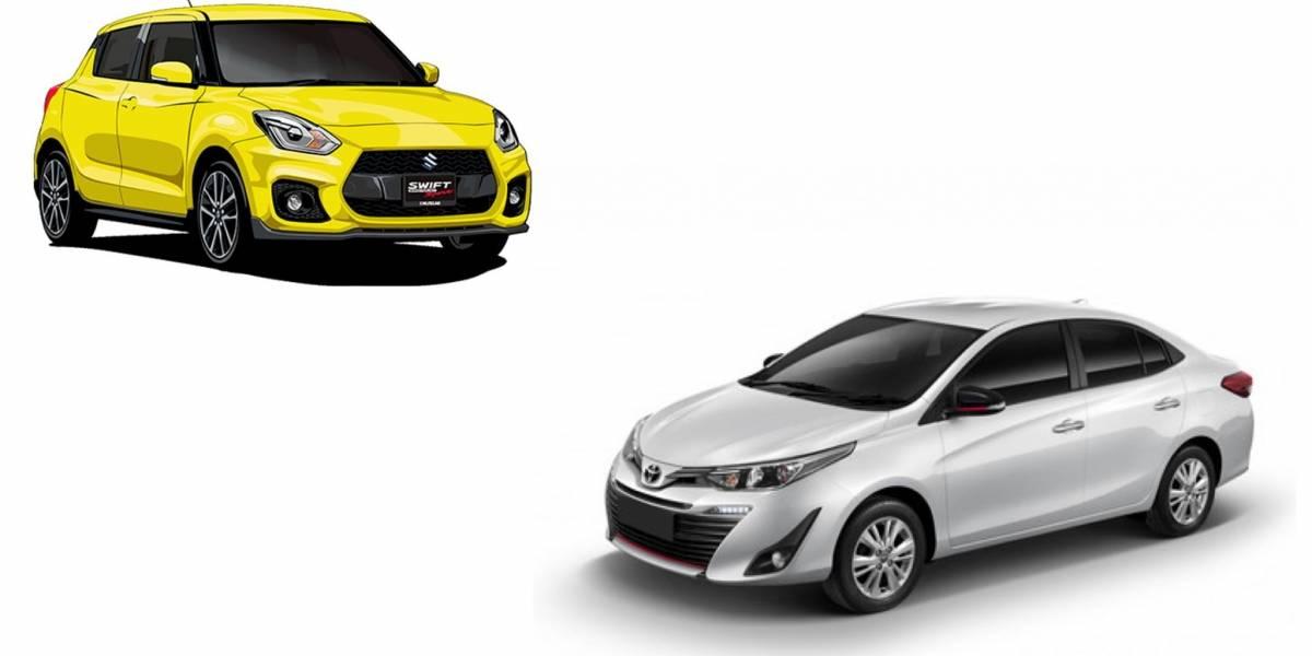 Toyota y Suzuki suman esfuerzos para el desarrollo de vehículos autónomos