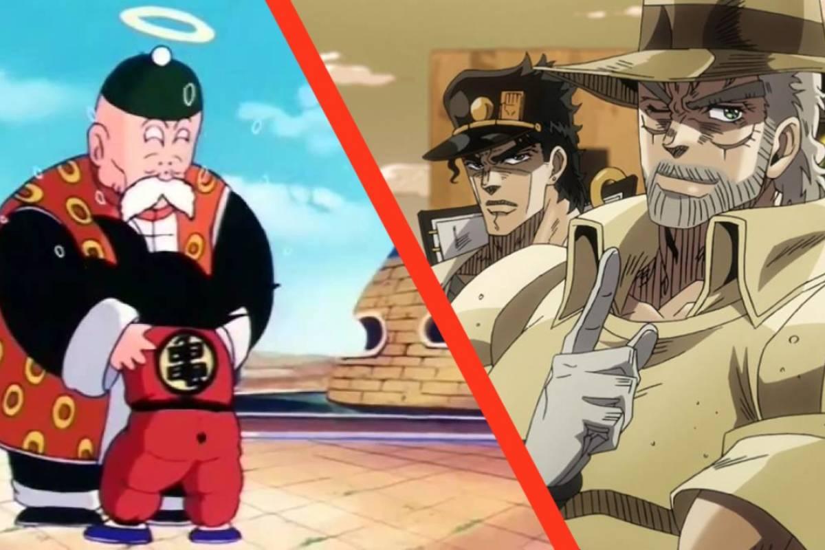 Estos son los mejores abuelos que hemos visto en el Anime