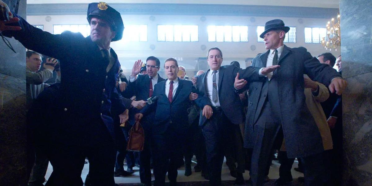 The Irishman es la película más larga en la historia de Netflix