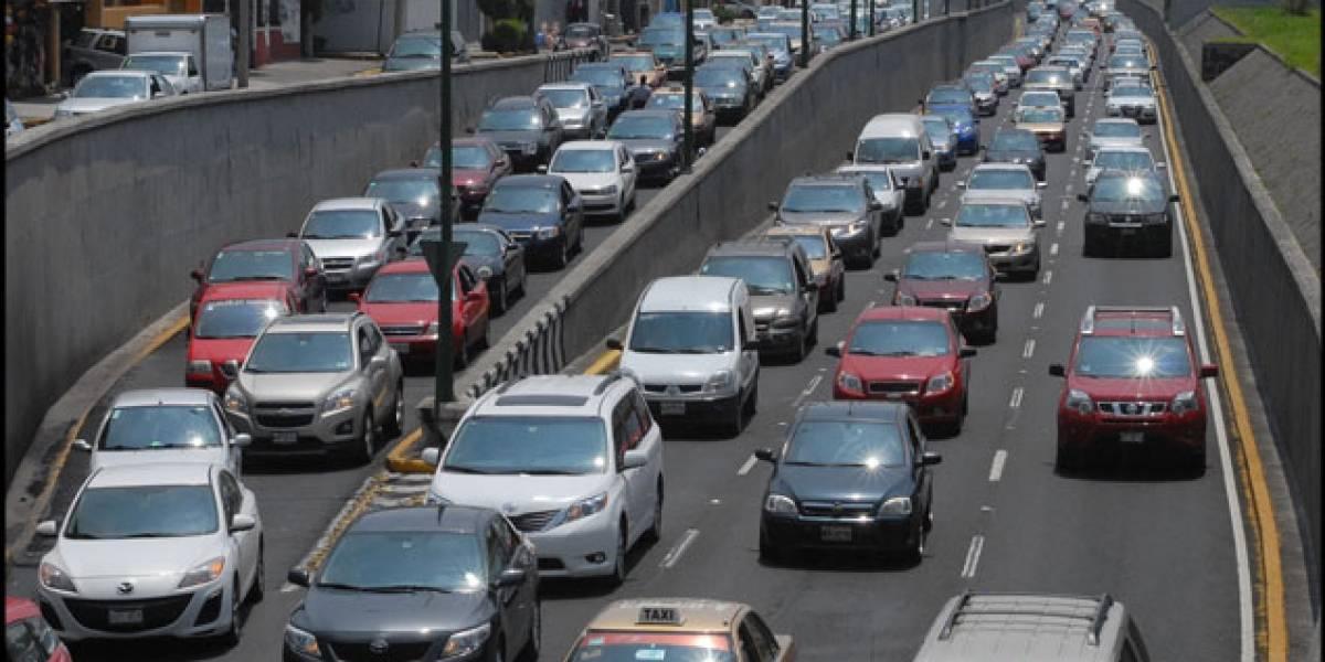 ¿Hay más tráfico el martes y miércoles por regreso a clases que el mismo lunes?