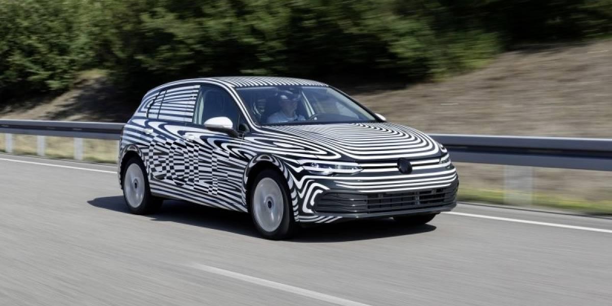 Así se verá el nuevo Volkswagen Golf