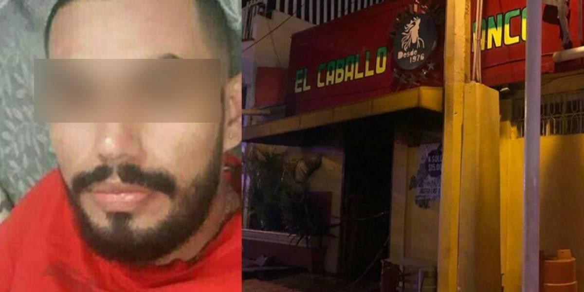 Difunden video de presunta decapitación del dueño del Caballo Blanco