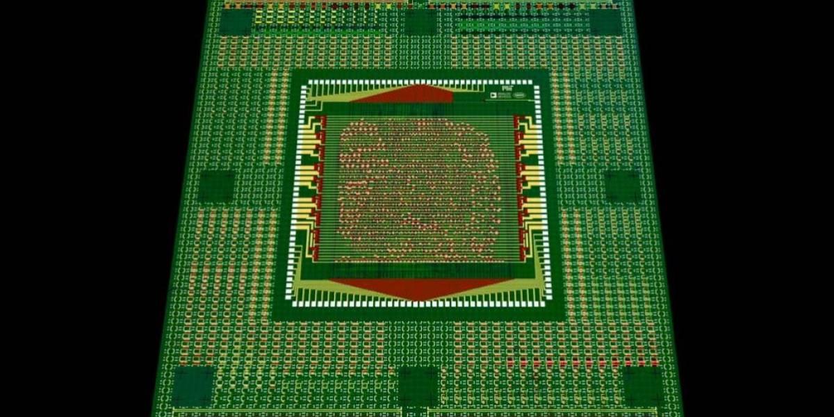 El hardware celebra un hito: Hacen chip con tubos de carbono que prometen más eficiencia energética