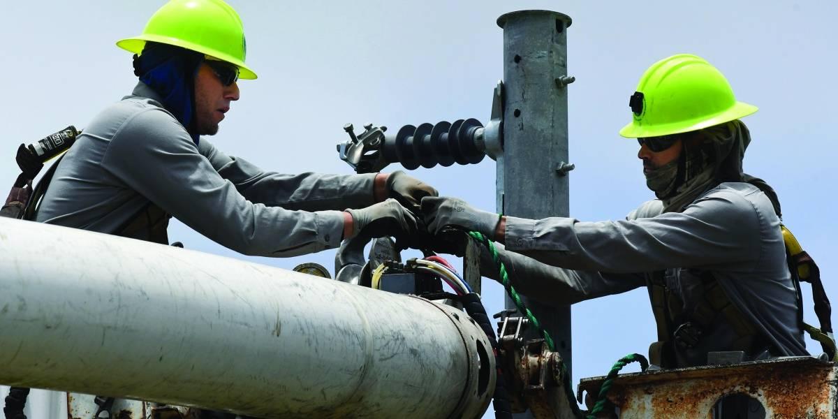 AEE paraliza trabajos de reconstrucción en Costa Sur
