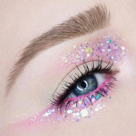 Maquillaje de Sailor Moon