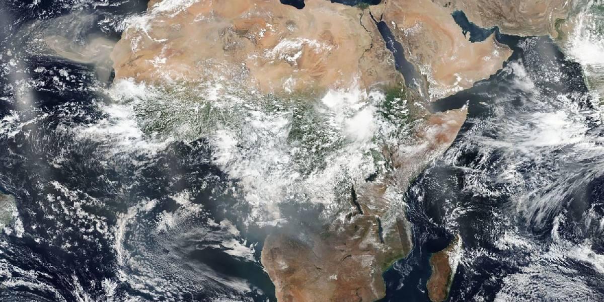 ¿Son peores los incendios en África que los del Amazonas?