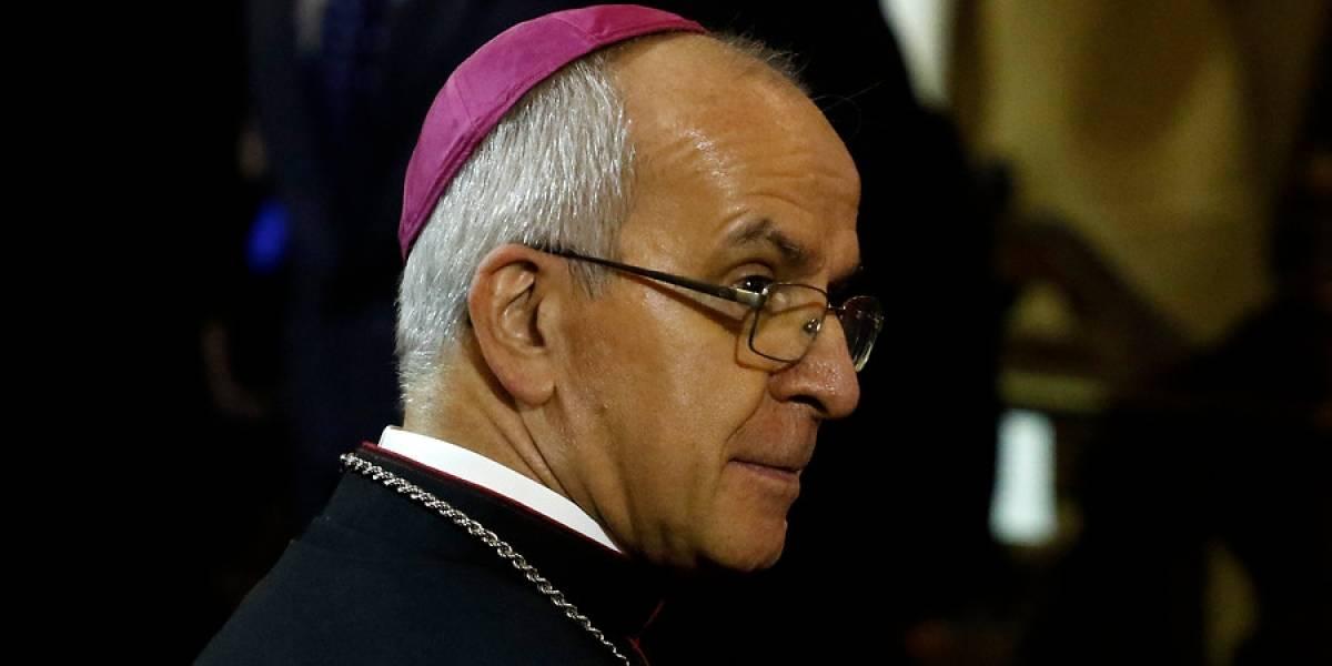 Nuncio apostólico Ivo Scapolo se va de Chile tras ocho años y asume como representante del Vaticano en Portugal