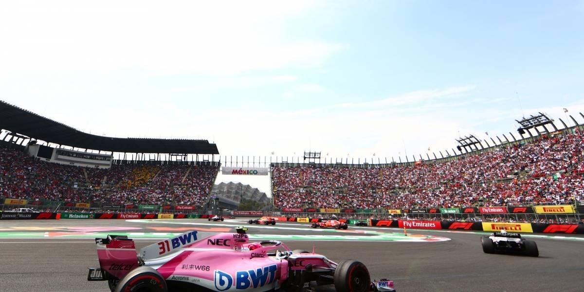 Gran Premio de México cambia en 2020 y se realizará en noviembre