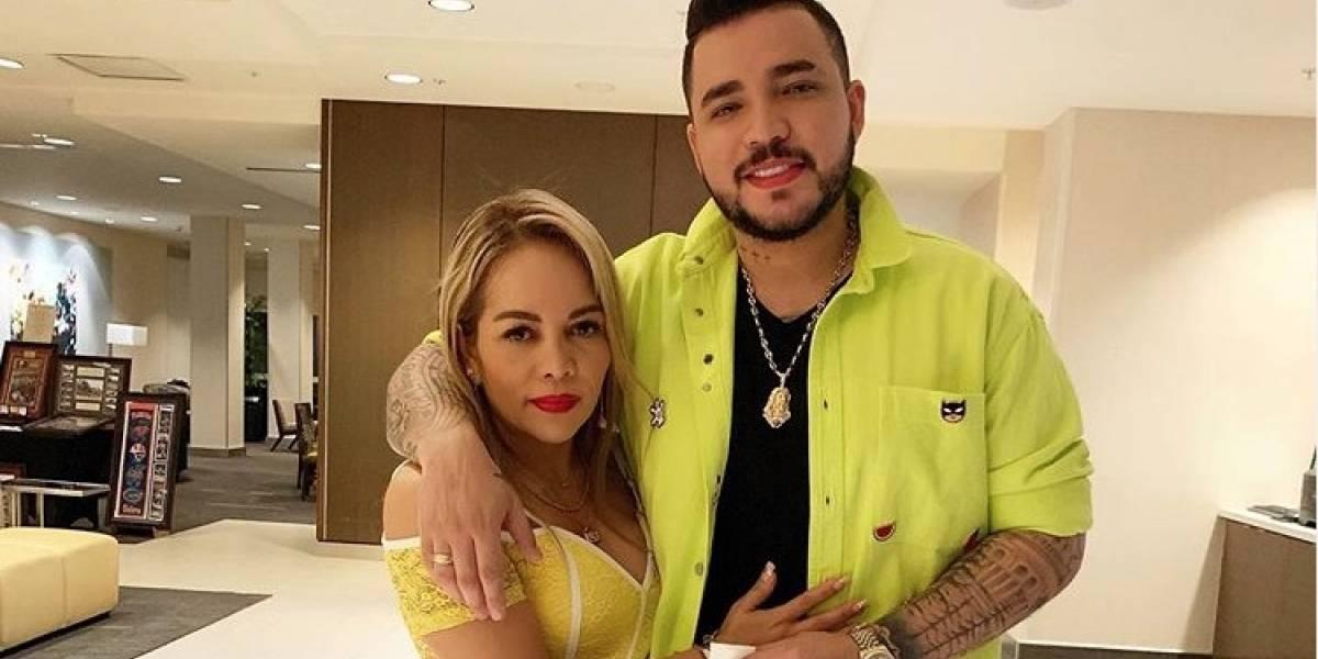 El detalle que tuvo la exesposa de Jessi Uribe con el cantante, que hizo pensar a varios en una reconciliación