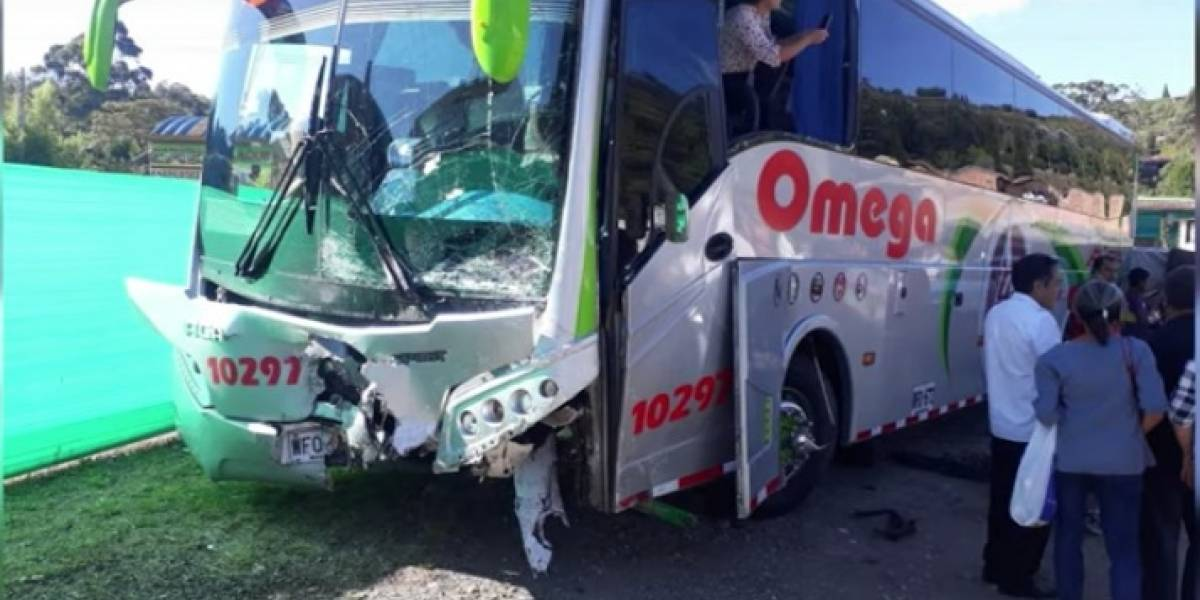 Habló conductor que protagonizó mortal accidente vial en Guarne, Antioquia