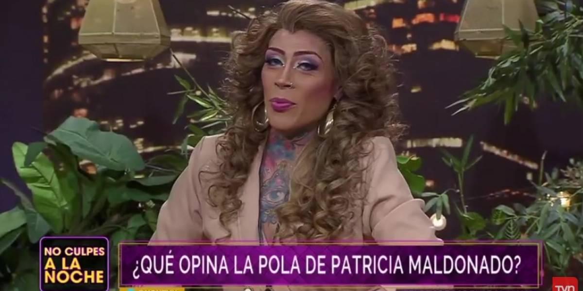 """""""La Pola"""" volvió a la TV asegurando que Paty Maldonado le debe dinero: """"Es lo suficiente como para decirlo en pantalla"""""""