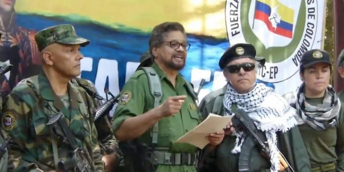 Colombia: El disidente de las FARC, Iván Márquez, anuncia que retoma las armas