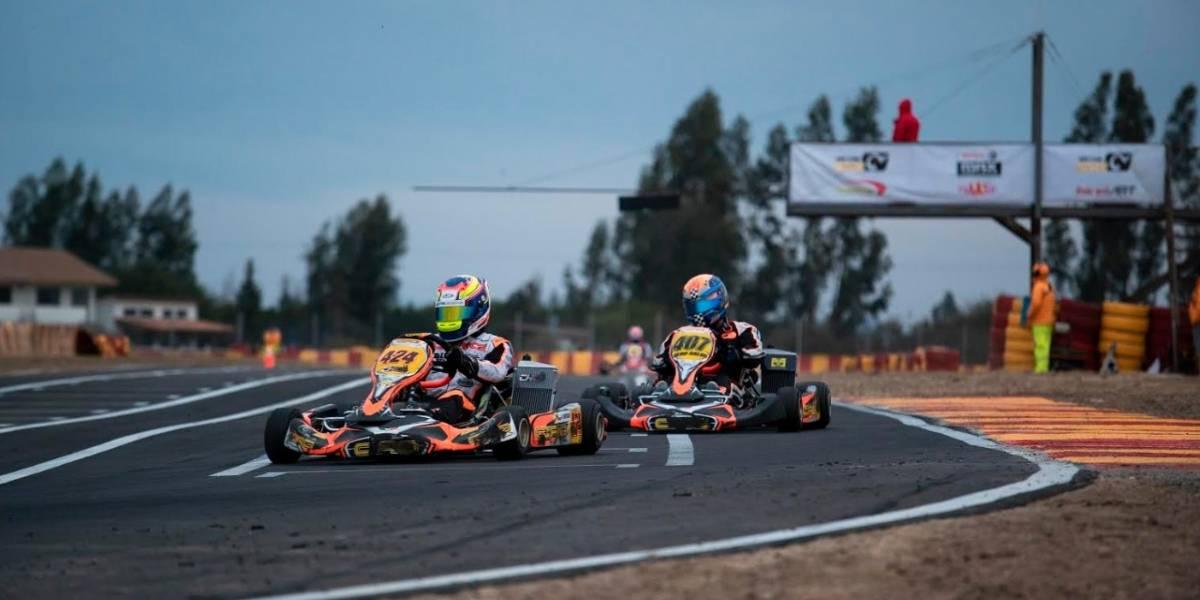 Melipilla se prende con inédito Campeonato Sudamericano de karting 2019