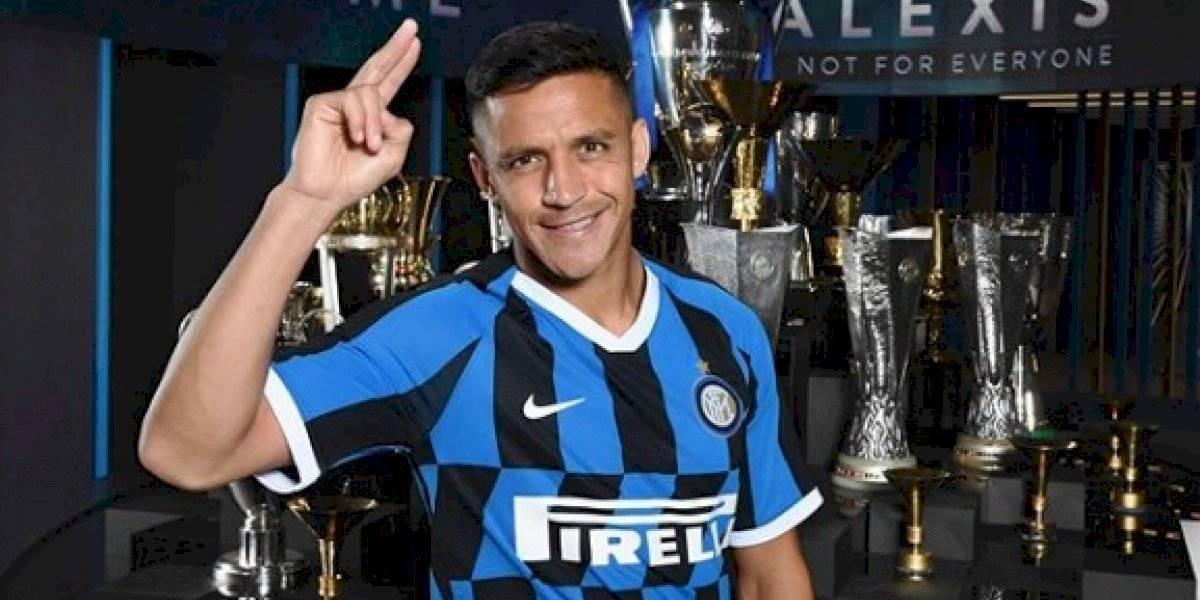 """""""Uno de los culebrones del año llegó a su fin"""": Las reacciones de la prensa internacional por la llegada de Alexis al Inter"""