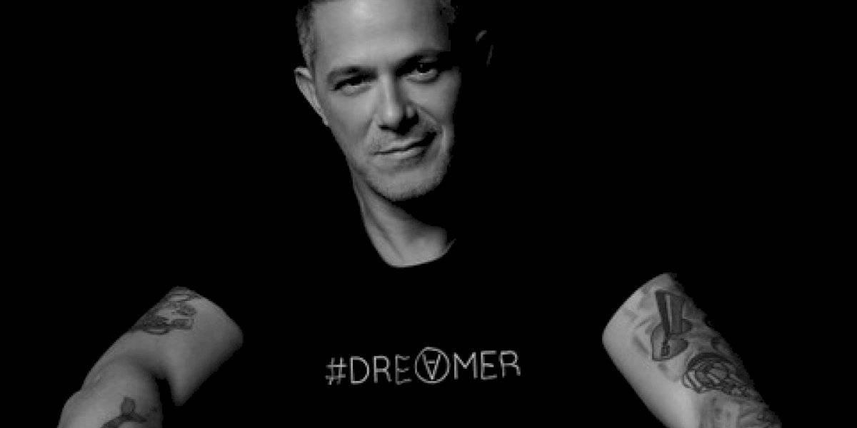 Alejandro Sanz emprende campaña para los dreamers