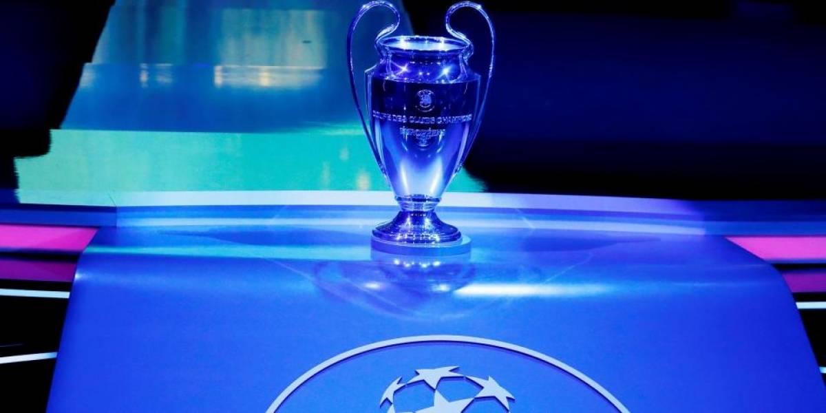 Infografía: Champions League 2019-2020
