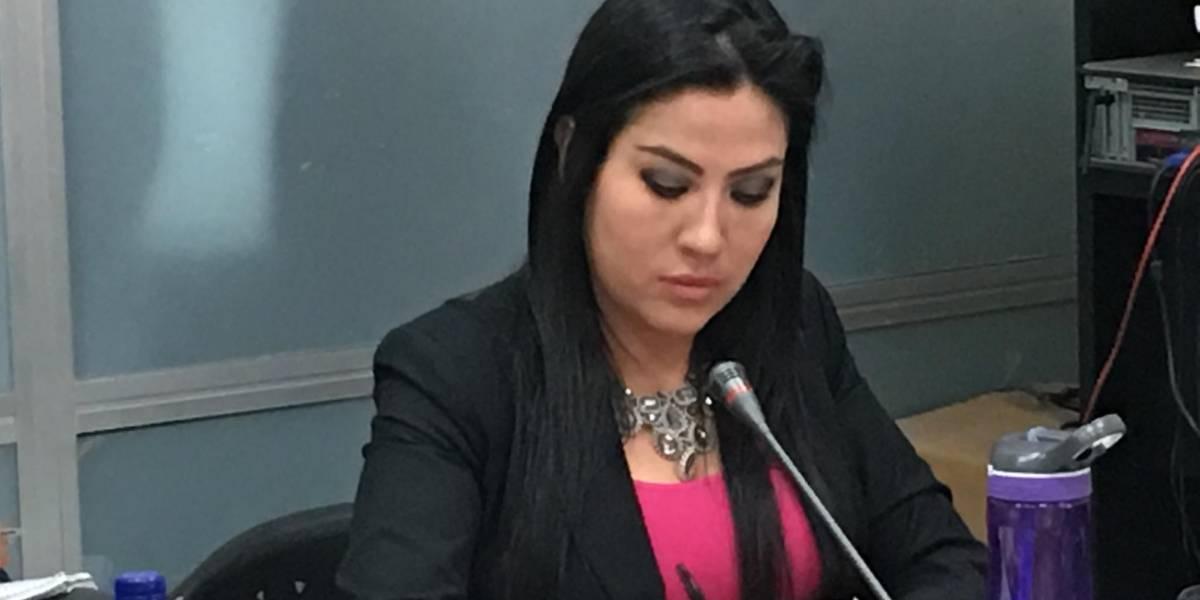 Fiscal de Feci presenta denuncia contra jueza Erika Aifán por abuso de autoridad