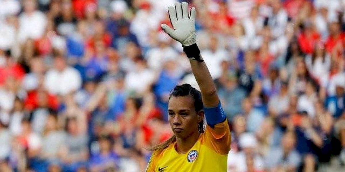Así vivimos el triunfo de la Roja femenina ante Costa Rica con el gran partido de Tiane Endler
