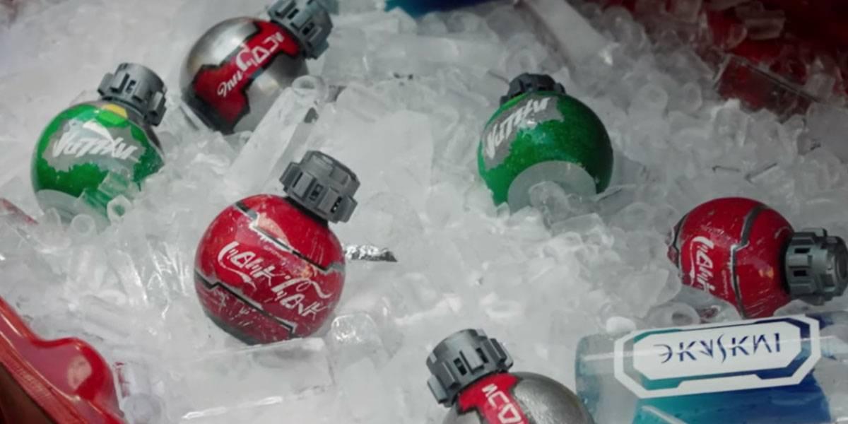 Coca-Cola en apuros: aeropuertos prohíben detonadores termales de Star Wars
