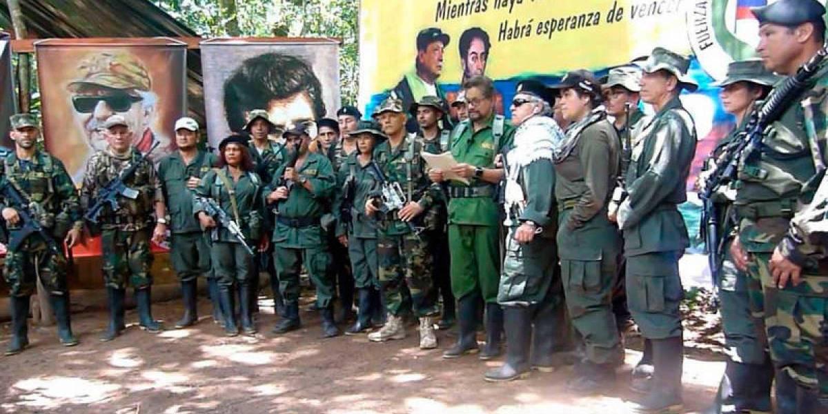 Reacciones en Colombia tras anuncio de exjefes de las FARC de retomar las armas