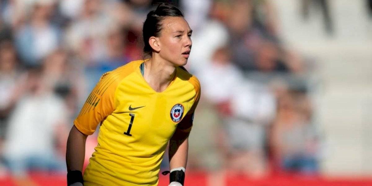 Tiane Endler vuelve a ser la figura en la victoria de la Roja femenina sobre Costa Rica en un dramático final