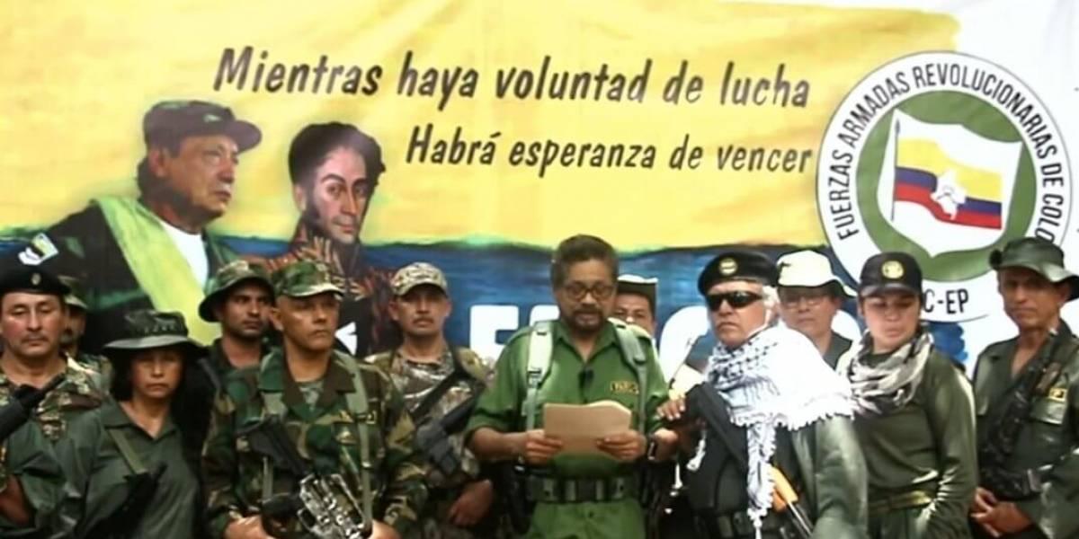 Sacarán de la Farc a Jesús Santrich e Iván Márquez