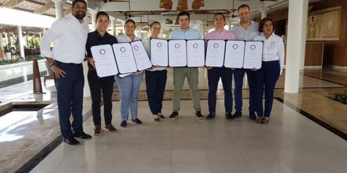 #TeVimosEn: Cadena Meliá obtiene Certificado De Cristal International Standards