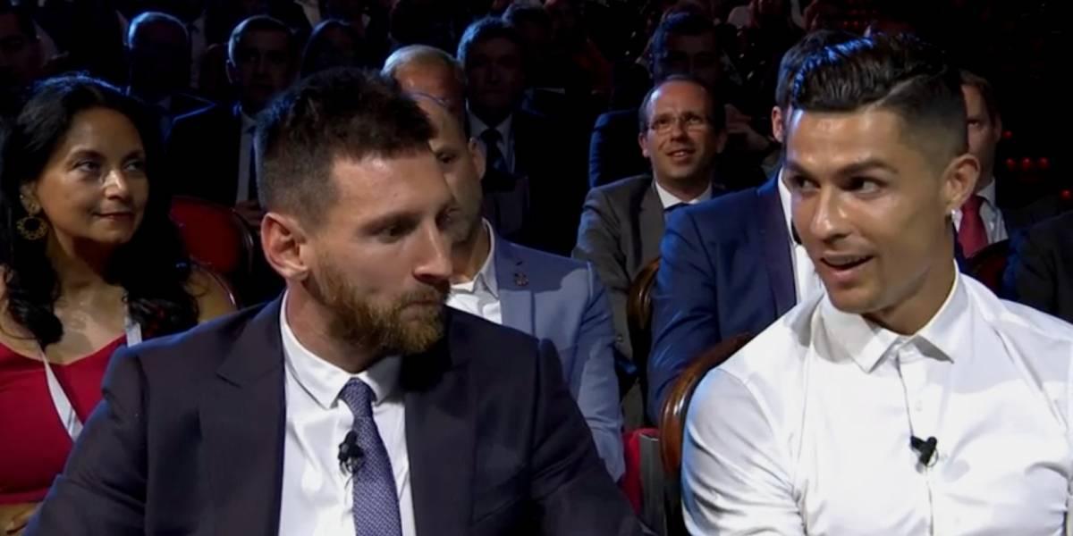 VIDEO: Messi y Cristiano se llenan de elogios... ¡como nunca antes!