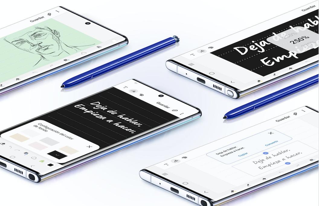 Lo que necesitas saber del nuevo y potente Galaxy Note 10