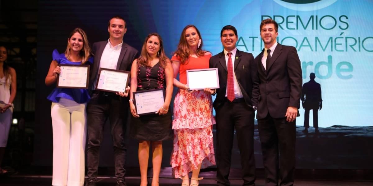 Plantas y moscas: Dos proyectos chilenos son galardonados en los Premios Latinoamérica Verde