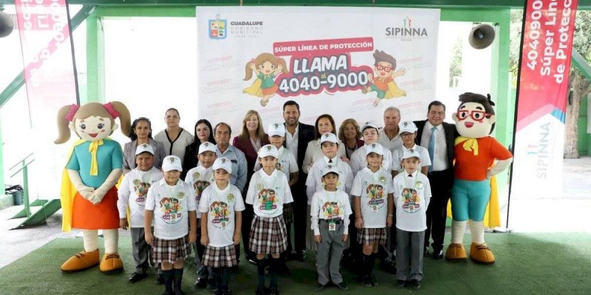 Guadalupe, Nuevo León, crea club para defender derechos de los niños