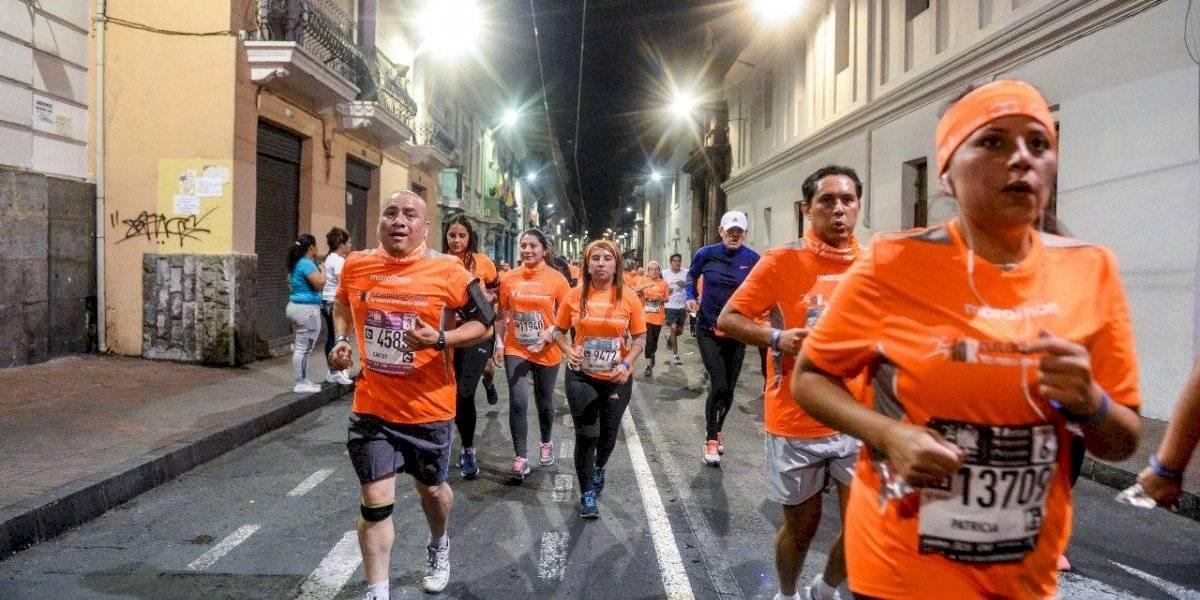 """""""Ruta de las Iglesias"""": Dónde puedes retirar tu chip y camiseta"""